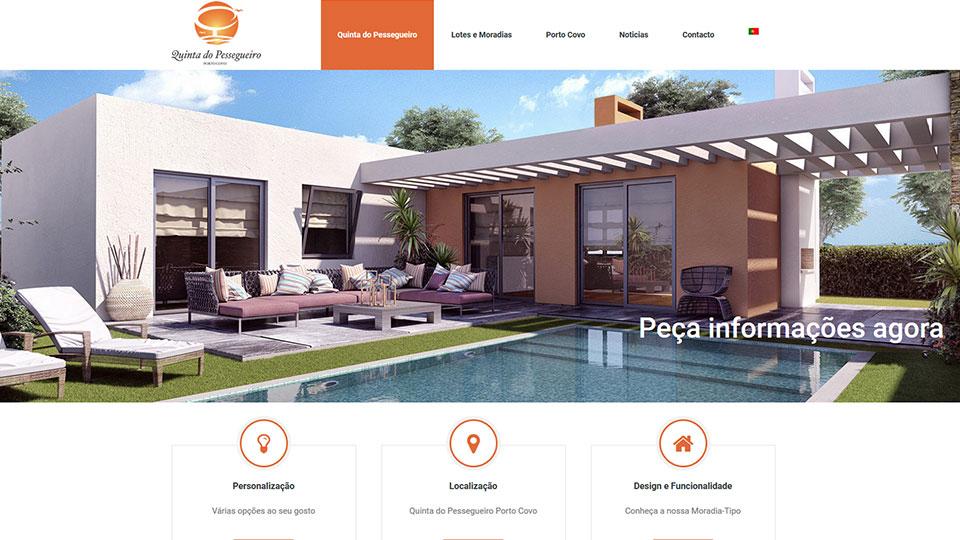 Binóculo Marketing Digital Criação de Sites Design Gráfico Gestão de Redes Sociais - Quinta do Pessegueiro