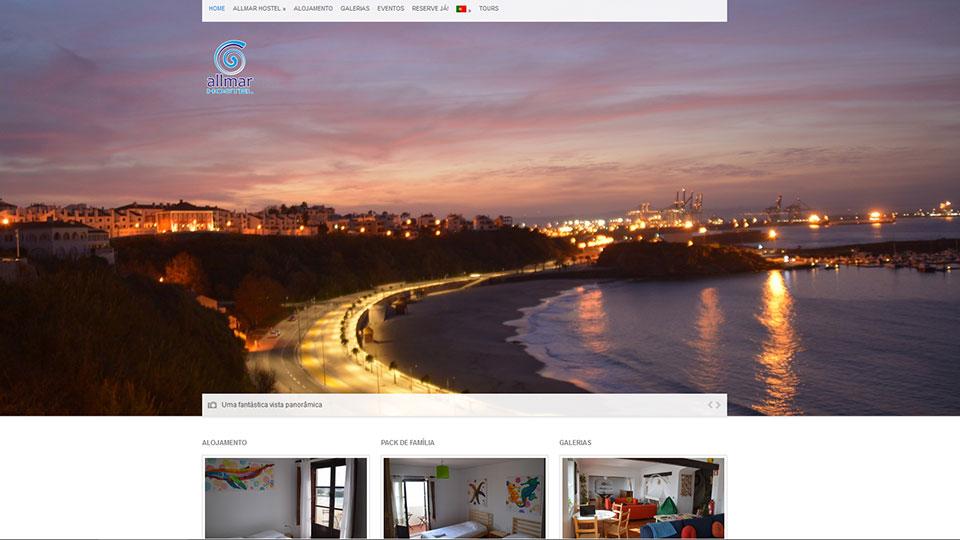 Binóculo Marketing Digital Criação de Sites Design Gráfico Gestão de Redes Sociais - Allmar Hostel