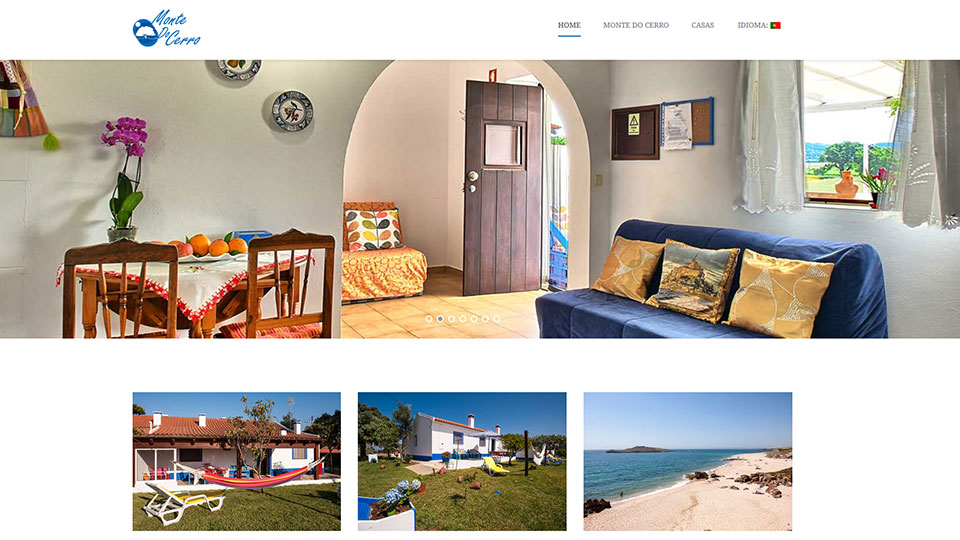 Binóculo Marketing Digital Criação de Sites Design Gráfico Gestão de Redes Sociais - Monte do Cerro